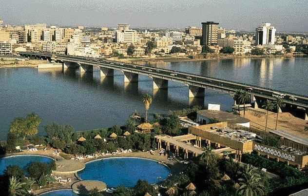 Bagdad irak